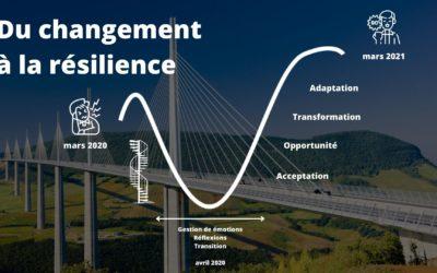 Du changement à la résilience